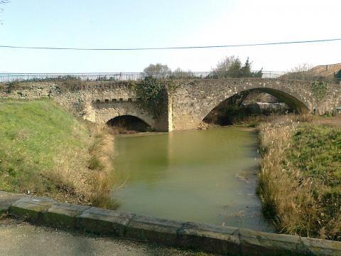 pont/ ex Fresquel:Moyen Age?
