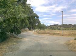 voie seconde nord à Villepeyrous