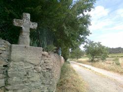 Croix sur V Sde Villepeyrous,venant Naucadéry