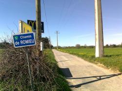 carrefour de Bezons,voie seconde nord CRC