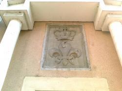 bas-relief gendarmerie royale Conques/Orbiel